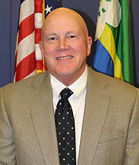 City Manager Norman McNickle