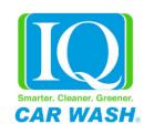 IQ Car Wash logo