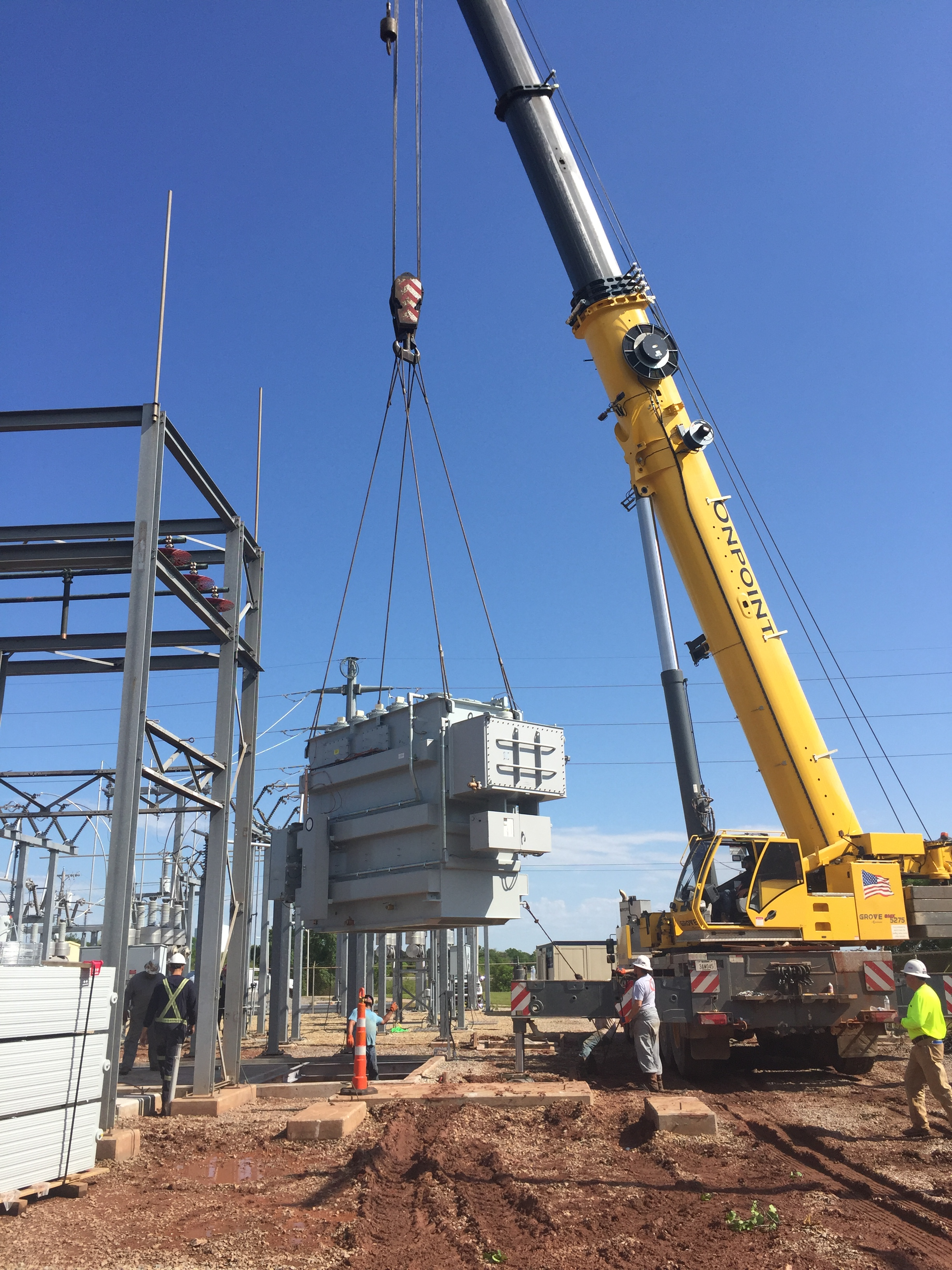 Image of a worksite