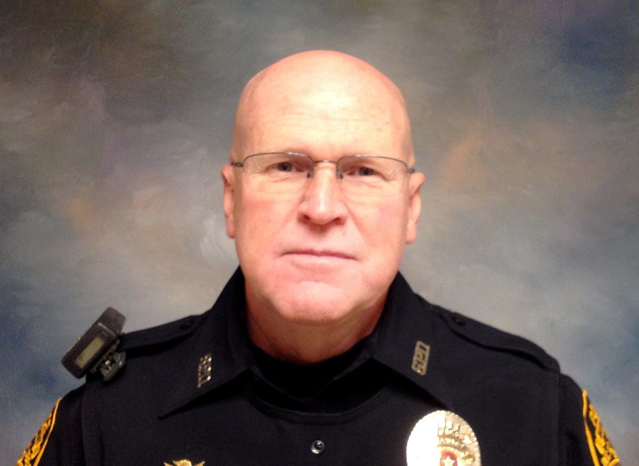 Photo of Officer Shannon Jordan, incoming assistant chief of police