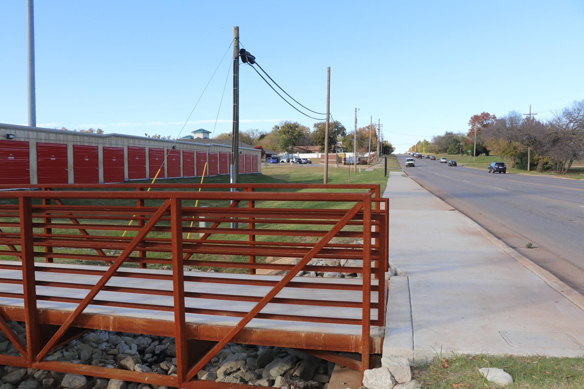 Photo of ADA Compliant Bridge and Sidewalk